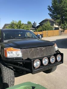 TITAN Truck - Lifted Long Box - Price Reduced