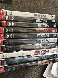 NCIS original Series 1 - 10 DVD's
