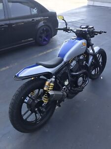 Honda Ascot Dirt tracker