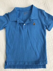 Baby Gap toddler boy gold shirt. Size 2T