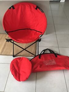 Kids Child's Camping Moon Chair