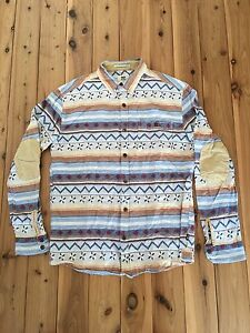 Rusty mens shirt - Rad vintage surf look, size small. Charlestown Lake Macquarie Area Preview