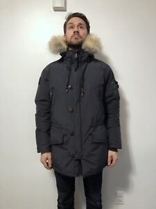Schott NYC Down Parka -XXL(fits like medium)