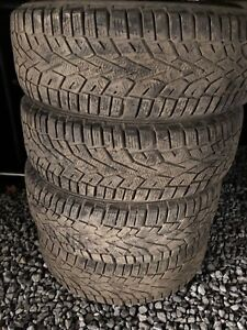 4x GISLAVED NORDFROST 100 - 195/65R15