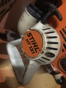All STIHL  blower, Trimmers, Chainsaws, and more