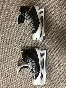 Bauer supreme one100 Goalie skates