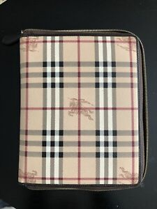 Burberry authentic iPad case
