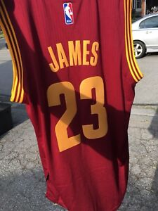 Lebron James Jersey - Cleveland Cavaliers  Brand New With Tags