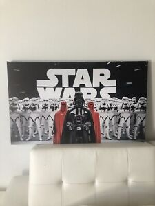 Star Wars picture canvas