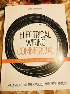 ELECTRICAL WIRING COMMERCIAL BOOK FOR SALE