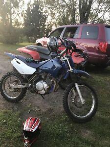 2003 ttr 125