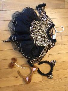 Halloween Cat costume size 3T