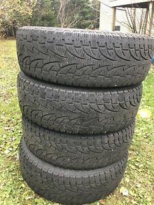Pirelli Winter Tires - 225/65/17