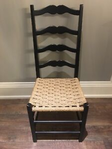 Ladderback Dinning Chairs