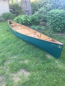 Mad River Lamoille canoe