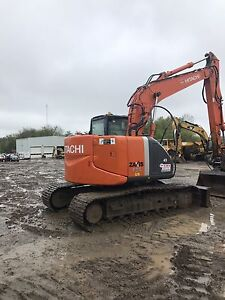 Hitachi Excavator for sale.