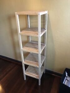 Ikea Bathroom Storage Unit Molger