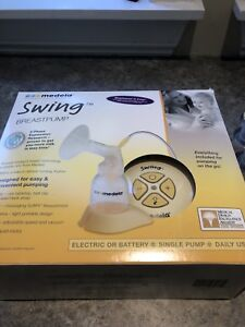 Madela Swing Single Breast Pump,