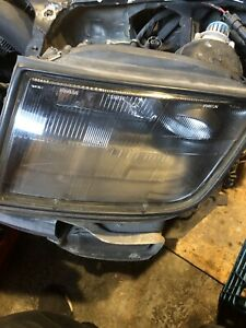 Nissan 300zx headlights and taillights