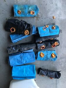 Water bags for pool