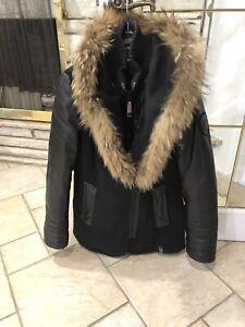 Black Rudsak Winter Jacket