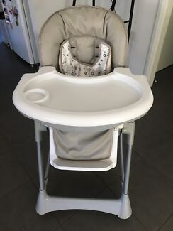 adjustable highchair feeding gumtree australia port adelaide