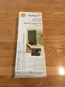Flat screen TV Lock