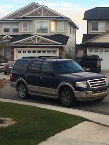 2009 Ford Expedition 7 passenger