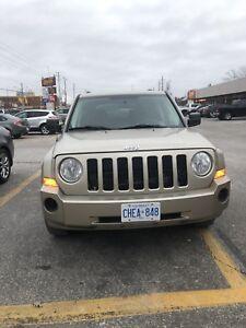 Jeep Patriot 2009 **NORTH EDITION**