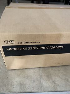 OKI Microline 320T/390T/420/490 Dot Matrix Printer