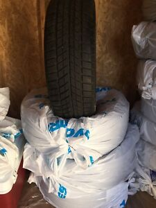 4 Auplus Wintersport tires 235-55-R20 - brand new from dealer