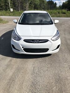 2013 Hyundai Accent (Newly Inspected)