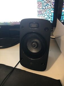 Logitech z906 speakers and subwoofer