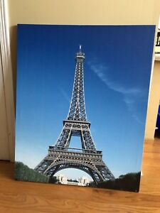 Eiffel Tower poster pictures