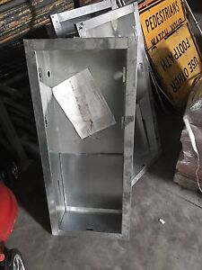 Bosch Hot Water Enclosure Recess / Smart Box Ardross Melville Area Preview