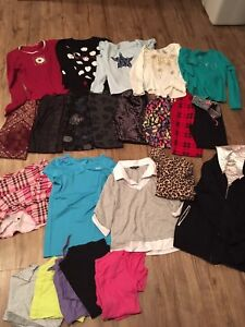 Lot of girls clothes 10-14yrs $20