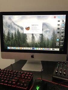"""iMac 21.5"""" i5 2.9GHz 8GB RAM"""