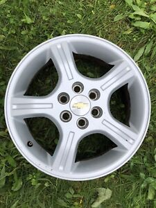 "4 Mags 17"" Chevrolet UPLANDER/ Buick Terraza"