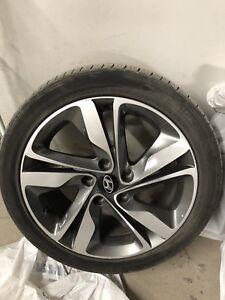2154517 Hankook Hyundai wheels