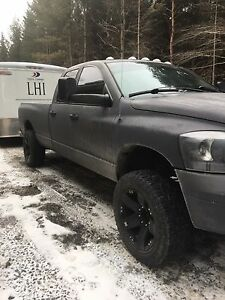 2006 ram 3500 cummins 6 speed