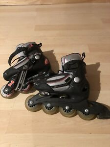 Youth roller blades