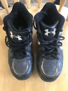 Under Armour Ball  Cleats Size 5