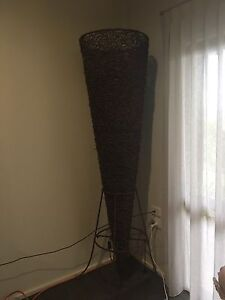 Balinese floor lamp 2 meters tall Bayview Heights Cairns City Preview