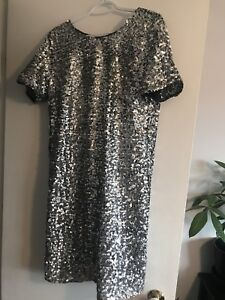 Gap sequin dress  - perfect for holiday party!!!