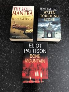 Three Novels by Eliot Pattison - Inspector Shan Tao Yun Series