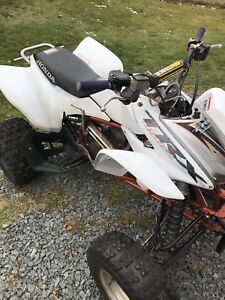 For sale : 2012 Trx450