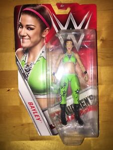 WWE / WWF Bayley Action Figure