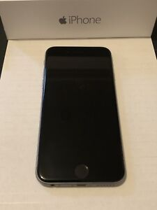 IPhone 6s 128GB space grey almost new!