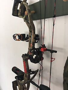 PSE Premontion compound bow