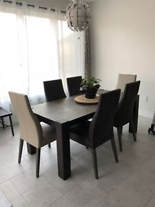Dinning Table Only (Chairs Sold Already)